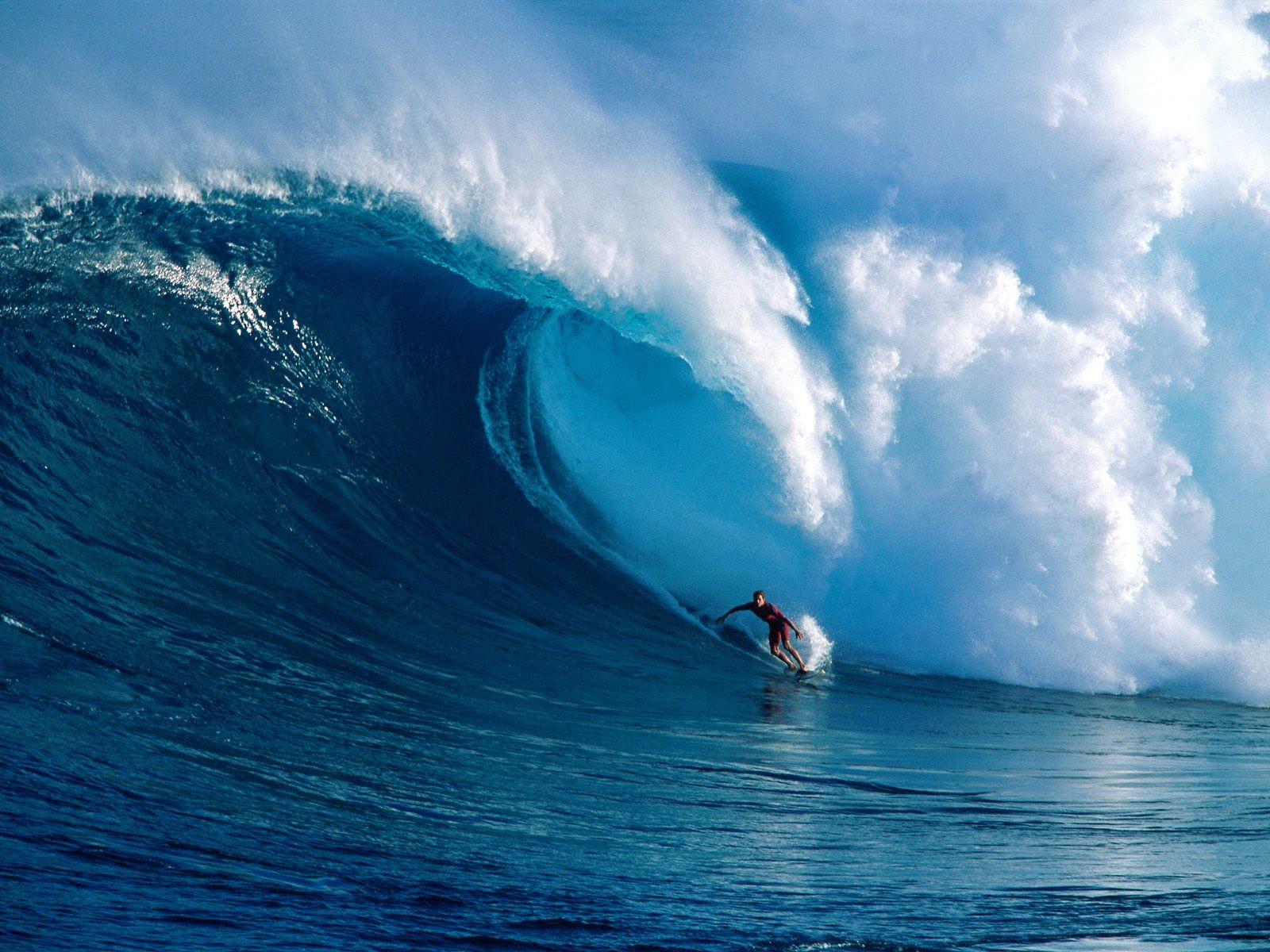 第三の波に乗る
