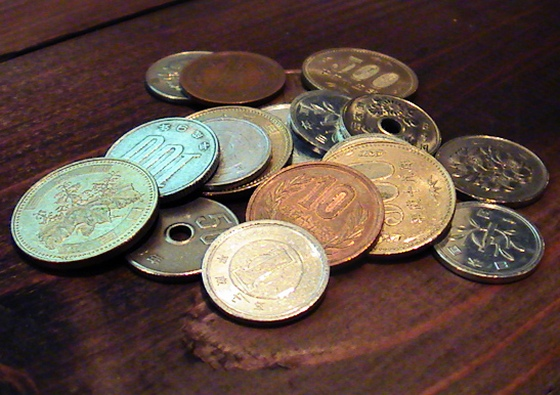 プレミアム硬貨
