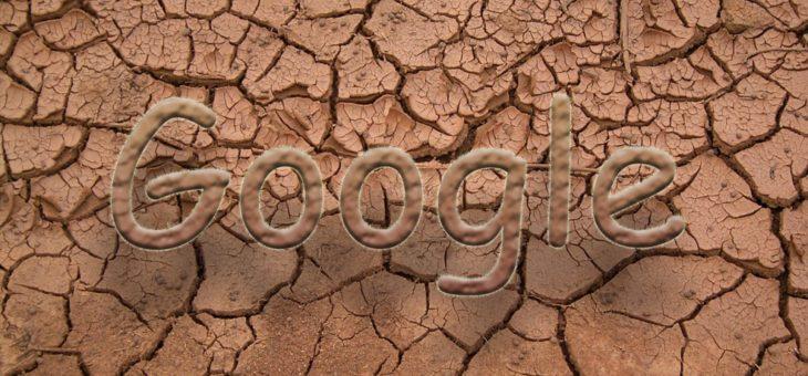 GoogleからのSEO改善指導