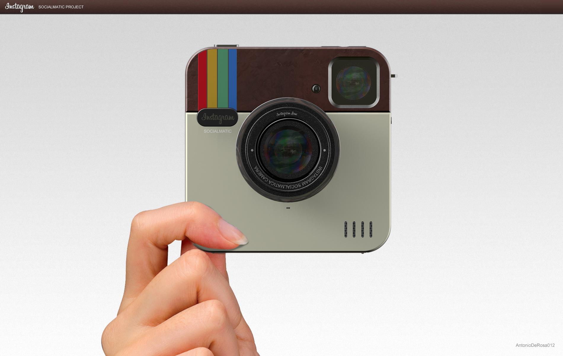 Instagram インスタグラムがなかなか面白いです。