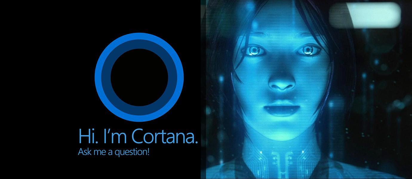 よくわからないCortana(コルタナ)というのを表示オフにする