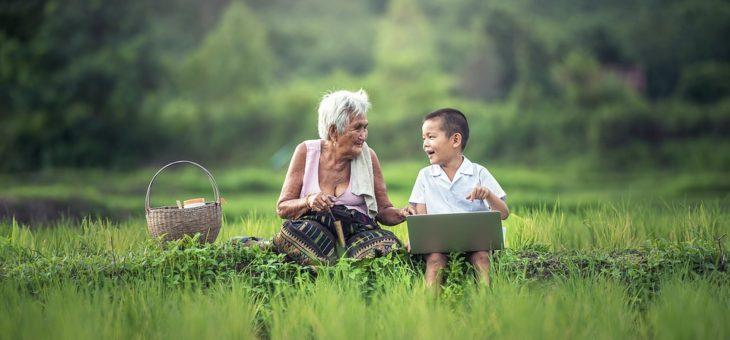 高齢者における情報格差の危険性