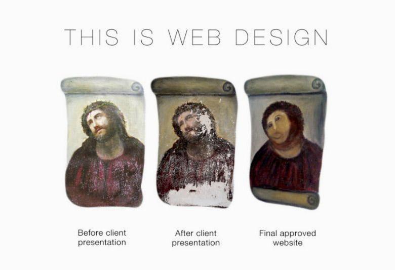 ホームページは、デザインが大事ですが、デザインにはいくつか意味があると考えています。
