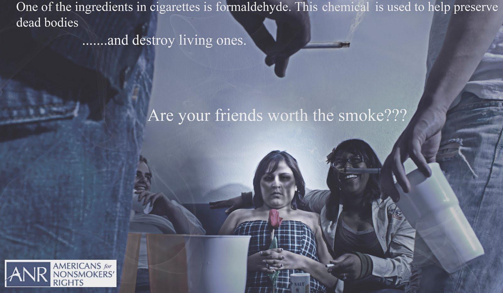 タバコ嫌いの人は、とても多いのに進まない問題解決法